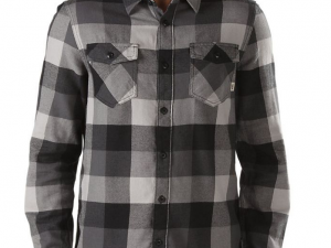 Van Box Flannel Shirt
