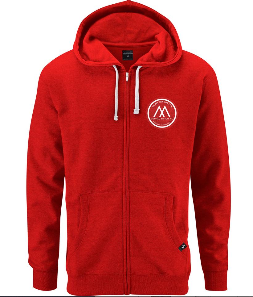 morvelo hoodie