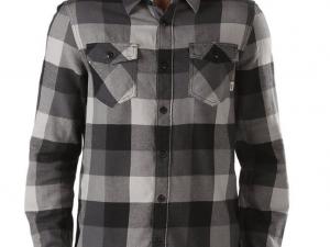 Van Box Flannel Shirt