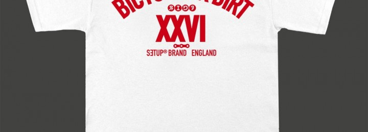 Setup® MTB T-Shirts – Summer 2012