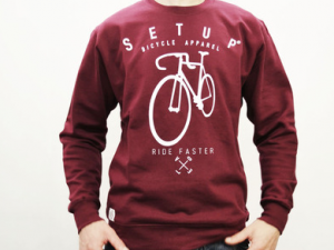Setup® Ride Faster Herc Sweatshirt