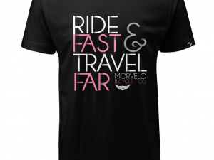 Morvelo Ride Fast Travel Far T-Shirt